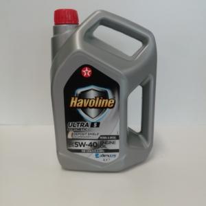 HAVOLINE ULTRA S 5W40 4L